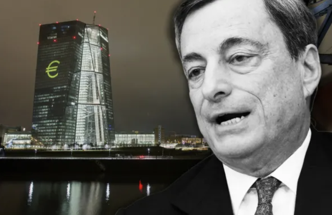 Draghi Steamrolled Over Objections From ECB's Own Policy Committee When Restarting QE