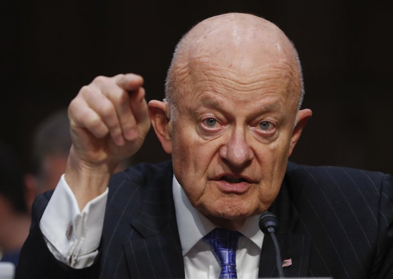 Former associate of James Clapper assisted in whistleblower complaint