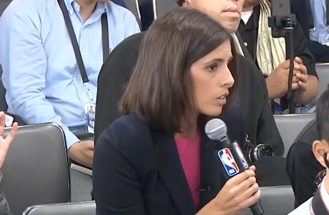 Watch: CNN Reporter Abruptly Muzzled While Asking NBA Stars About China