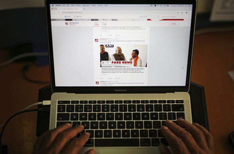 Washington Post issues op-ed on fake news