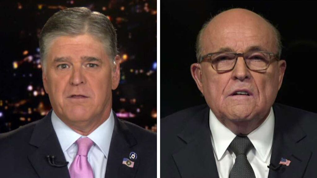 Rudy Giuliani on Trump impeachment inquiry: Salem Witch Trials 'fairer than this'