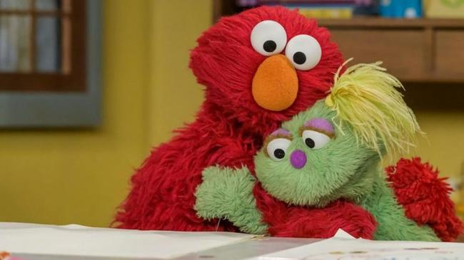 Sesame Street Introduces A Muppet Who Has A Mother Addicted To Opiates