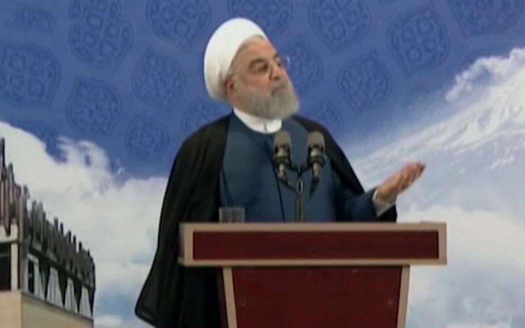 Iran's president: New oil field found with over 50 billion barrels