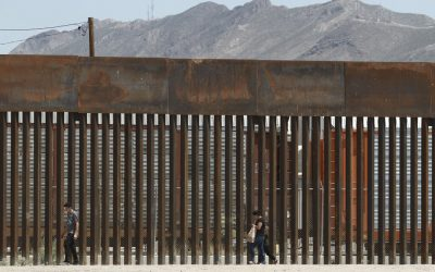 Reports: President Trump may use Declaration of Taking Act to speed wall construction