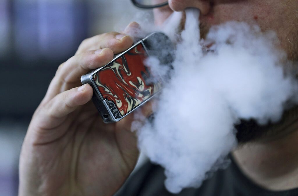 42 dead from vaping-related injuries