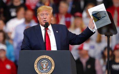 President Trump: Democrats must apologize, fake impeachment inquiry is dead