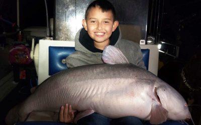 NM boy catches 42-pound catfish