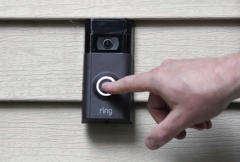 Amazon Ring Doorbells might have helped hackers steal sensitive info
