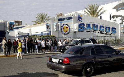California high school shooter dies from injuries