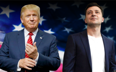 "Zelensky ""Loves Your Ass"": Hearsay-Gate Intensifies Over Trump-Sondland Call"