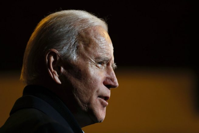 Biden: 4 more years of President Trump would damage U.S. character