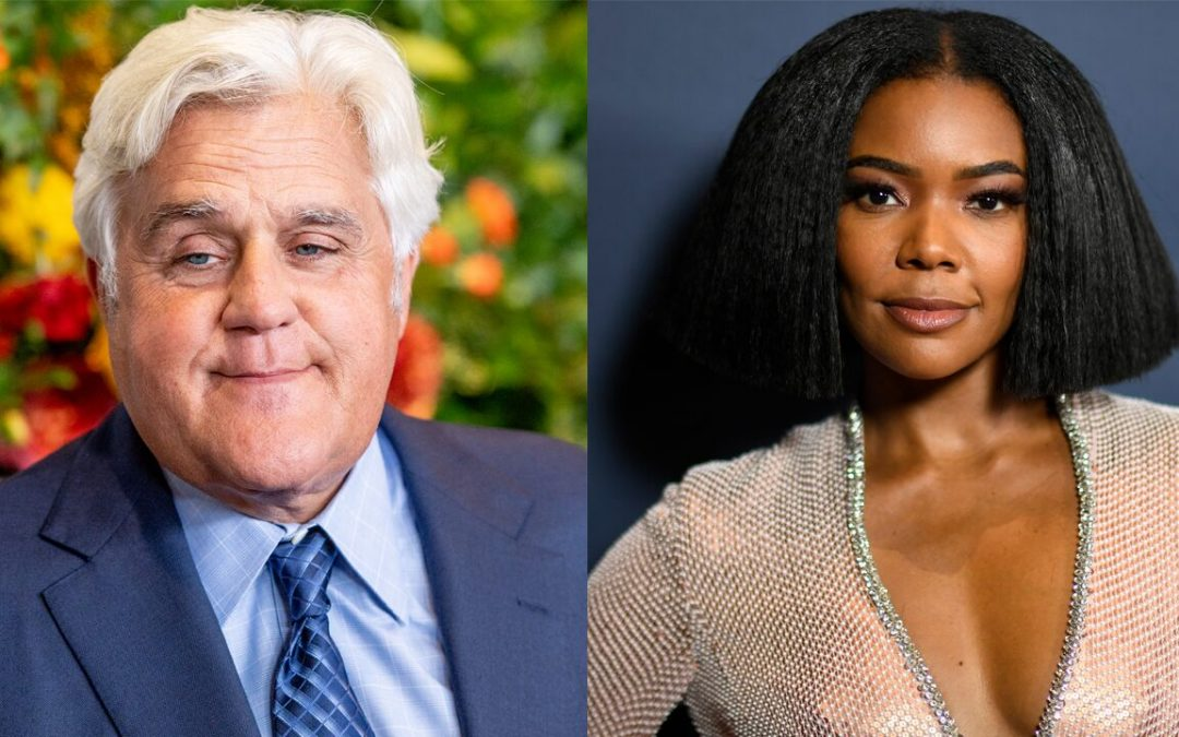 Jay Leno speaks out after Gabrielle Union's 'AGT' exit