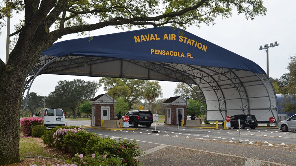 Naval Air Station shooter wrote manifesto condemning US as 'nation of evil:' report
