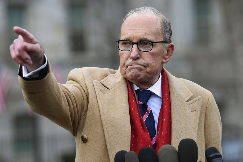 Kudlow: Impeachment could be Democrat effort to 'obfuscate the economic progress' in America