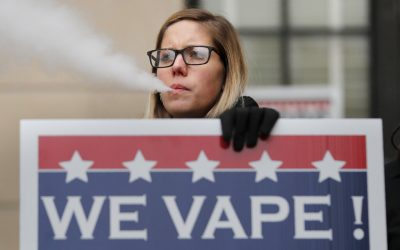 CDC: Nationwide vaping-related death toll rises to 60 people