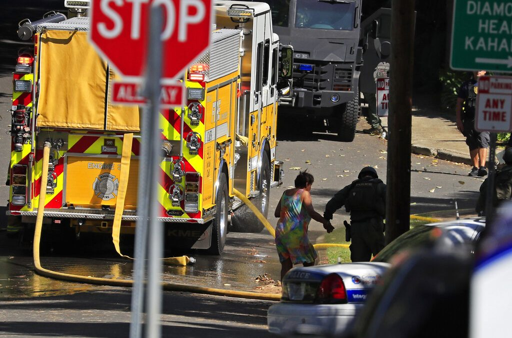 2 officers killed in Hawaii 'active shooter' situation