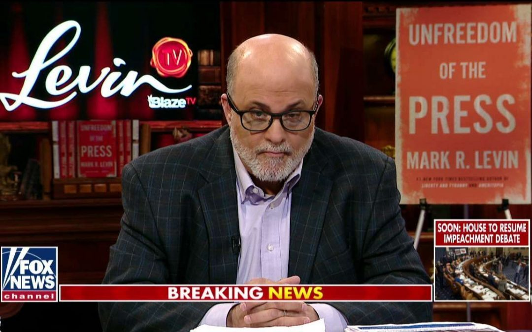 Mark Levin: 'Appalling' to watch lawmakers invoke 'unconstitutional' War Powers Act against Trump