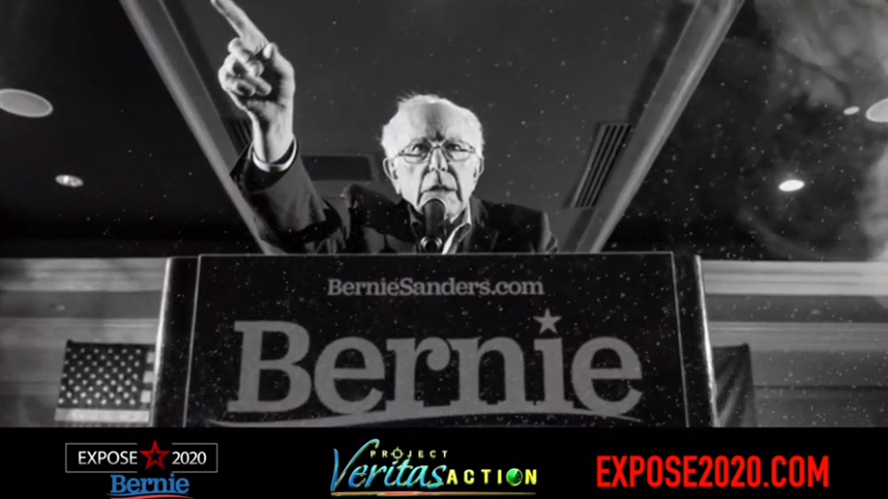 """Bernie Sanders field operative exposed as radical eco-fascist, demands mass killings of conservatives to save """"the entire human race"""" and """"planet Earth"""" – video – NaturalNews.com"""