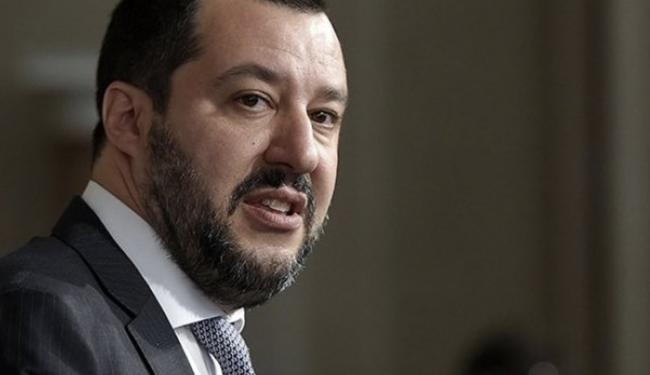 Italian 'League' Leader Matteo Salvini Is Ready For His Political Comeback