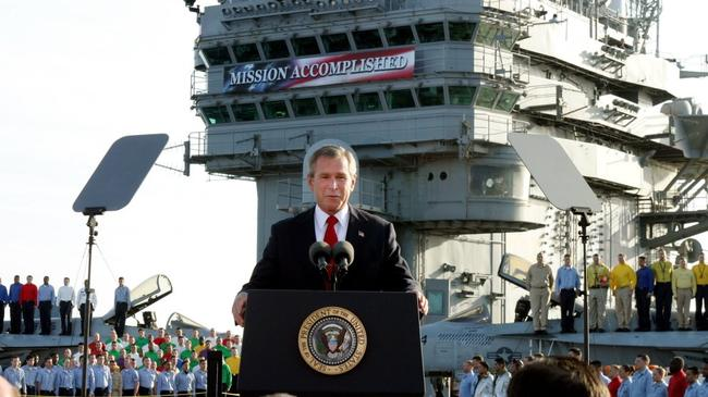 Corporate Media Welcome Back Iraq War Hawks To Make Case for Iran