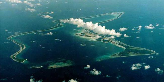 Indian Ocean Naval Base Diego Garcia: The Launchpad To Attack Iran