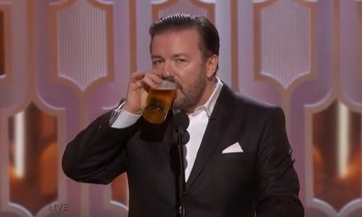 Ricky Gervais destroys Hollywood hypocrisy at Golden Globes, calls out lying actors for fake outrage politics – NaturalNews.com