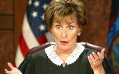 """""""America Doesn't Need A Revolution"""": Judge Judy Says She'll Fight The Bernie Sanders Campaign """"To The Death"""""""