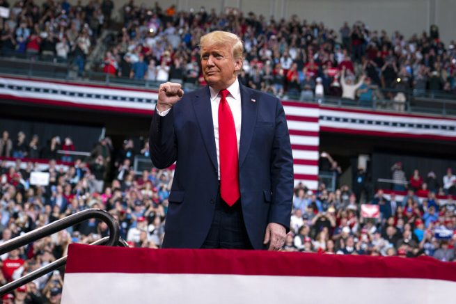 President Trump to hold 'Keep America Great' rally in Phoenix, Ariz.