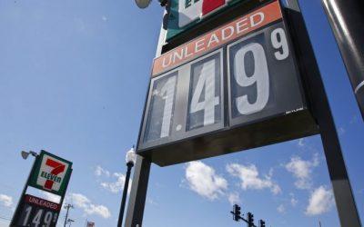U.S. gas prices decline amid Russian-Saudi oil war