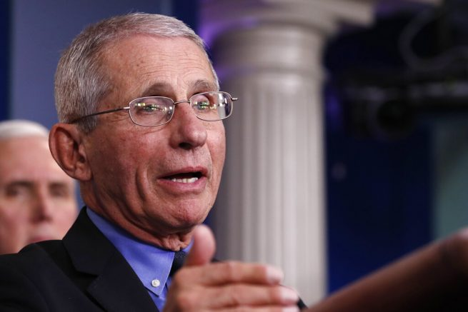 Dr. Anthony Fauci backtracks on deadliness of virus
