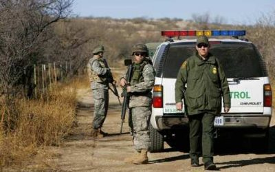 Trump Admin Deploying 500 Troops To Southern Border As Coronavirus Pandemic Continues