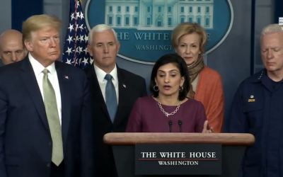 Watch: Coronavirus Task Force Holds White House Press Briefing – 3/31/20
