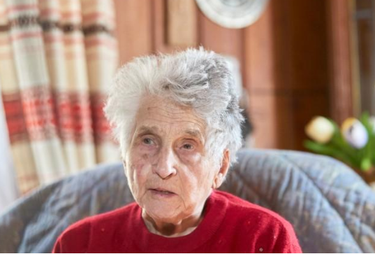 'I was not afraid': Swiss woman, 95, back home after surviving coronavirus