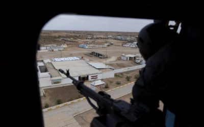 U.S. troops leave Iraq military bases after defeat of ISIS, officials say Iranian proxies still a threat