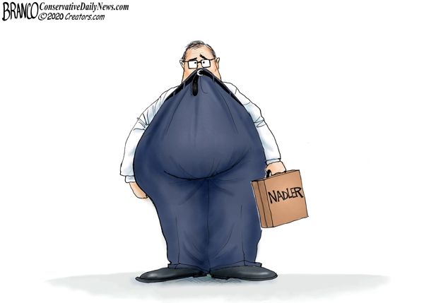Shelter in Place – A.F. Branco Cartoon