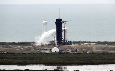 Historic NASA, SpaceX launch delayed due to weather