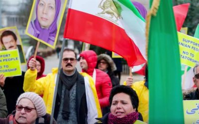 Iranian dissidents to hold summit calling for regime's overthrow, as US ramps up pressure on Tehran