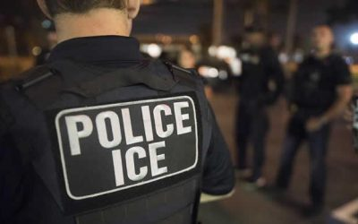 ICE arrests criminal aliens after New York City releases them