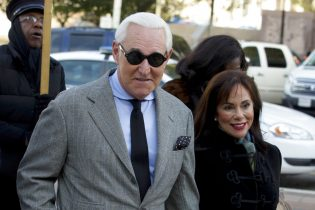 Roger Stone set to campaign for President Trump
