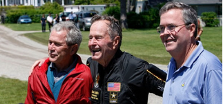 The Bush Clan opens a 'second front' against Trump