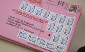 Report: 100,000 mail-in ballots tossed in California