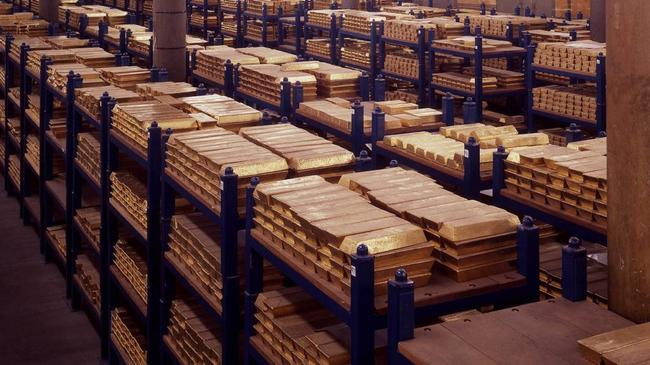 Central Banks Buy Another 40 Tons Of Gold In May