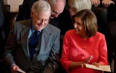 Why Are US Taxpayers Providing Public Pensions To Millionaire Members Of Congress