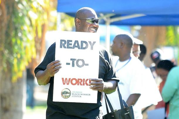 Racial Jobless Gap Hits Five Year High