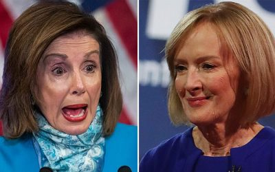 Pelosi lashes out at PBS' Judy Woodruff during interview, suggests anchor is a GOP 'advocate'