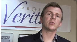 Conservative journalist James O'Keefe suing after FBI reportedly places him on no-firearms list