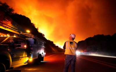 Tumultuous weather forecast nationwide this week with wildfires, snow and tropical storms