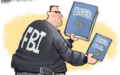 The New Abbreviation for Omerta Is FBI