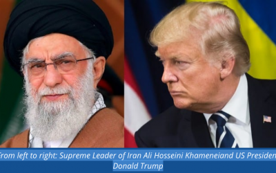 Iran Caught Interfering in US Elections to Bring Down Trump