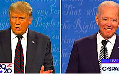 Biden's debate stumble: He raises issue of corruption allegations himself